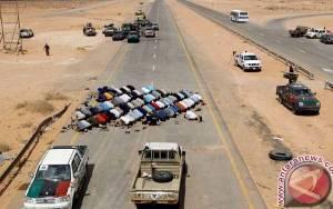 Penyerang Pos Pemeriksaan Libya Bunuh Diri