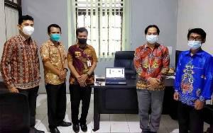 Pemkab Barito Timur dan BSrE Sepakati Kerja Sama Pemanfaatan Sertifikat Elektronik