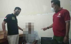 Pria 35 Tahun Tertangkap Basah Onani di Pangkalan Bun Park