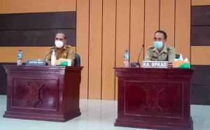 Sekda Katingan Beri Waktu Kepala OPD untuk Inventarisasi Aset dalam 2 Pekan