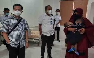 Balita Kembar Siam di Kotawaringin Barat Bakal Jalani Operasi Pemisahan di RSCM Jakarta