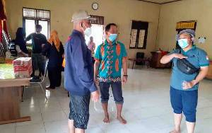 Stok Obat Obat-obatan Aman, Pelayanan Puskesmas Tumbang Penyahuan Dialihkan ke Aula Kecamatan