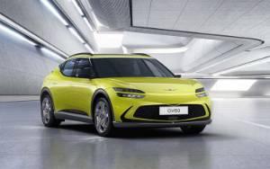 Mobil Listrik Genesis GV60 Bisa Diisi Daya Secara Nirkabel