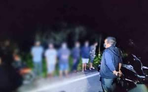 Polisi Amankan 6 Pemuda Diduga Hendak Balapan Liar