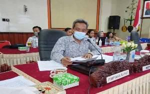 DPRD Barito Timur Bahas Perubahan Perda Nomor 2 Tahun 2018 tentang Pajak Daerah