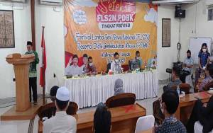 Pelajar dari Palangka Raya Berhasil Wakili Kalteng Ikut Lomba Seni Tingkat Nasional