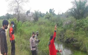 8 Desa di 3 Kecamatan Jadi Sasaran Tim Patroli Terpadu Karhutla Kobar