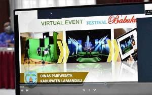 Festival Babukung Tahun 2021 Bakal Digelar