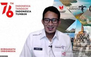 Sandiaga Ingin Kuliner Nusantara Dikenal di Kancah Global