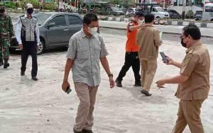 ASN Pemko Palangka Raya Terjaring Razia Masker