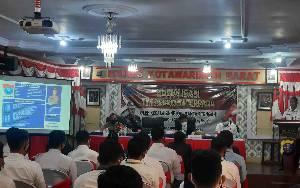 BNNP Kalteng Sampaikan Pentingnya Rehabilitasi Korban Narkotika