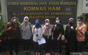 AJI Desak Presiden Jokowi Selesaikan Polemik TWK Pegawai KPK
