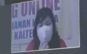 Wanita Pengedar Sabu ini Divonis 6,5 Tahun Penjara