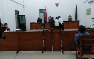 Sidang Praperadilan Mantan Plt Kepala Dinas Pendidikan Katingan Digelar