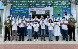 BPJAMSOSTEK Bersama Peserta Merayakan Hari Pelanggan Nasional 2021