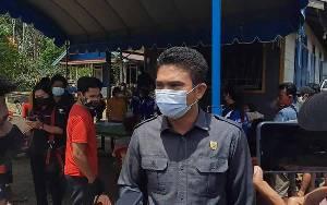 Wakil Ketua I DPRD Gunung Mas Prihatin Bencana Banjir