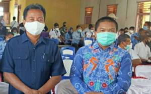 Anggota DPRD Kapuas Harapkan Diskominfo Kawal Realisasi Pembangunan BTS