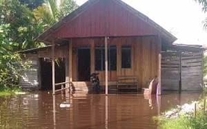 BMGK Prediksi Wilayah Palangka Raya Diguyur Hujan Lebat Selama September - Oktober 2021