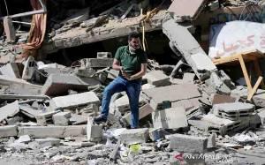 Pesawat Israel Gempur Lokasi Hamas di Gaza