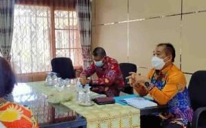 Dinas Dukcapil Kapuas Persiapkan Pencanangan Desa Tertib Administrasi Kependudukan