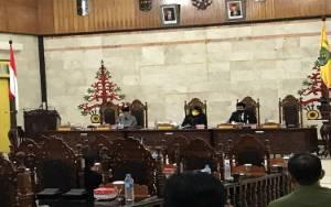 DPRD Kapuas Gelar Paripurna Penandatanganan Nota Kesepakatan Perubahan KUA PPAS