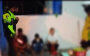 Bawa Sabu, Seorang IRT Ditangkap di Pos Lalulintas Km 38