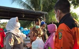 Pendataan Warga Terdampak Banjir di Palangka Raya Masih Berlanjut