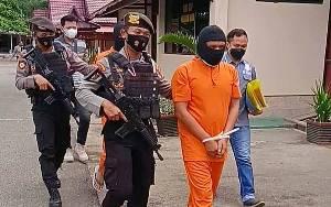 2 Pengedar Sabu Asal Tabalong Dibekuk Satresnarkoba Polres Barito Timur