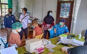 Penyandang Disabilitas di Rumah Singgah Kapuas Jalani Vaksinasi Covid-19