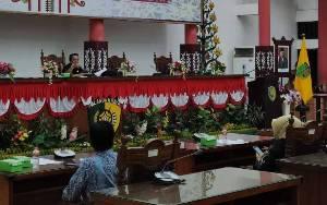 Banmus DPRD Kalsel Studi Banding di Palangka Raya