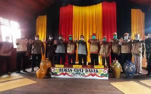 Wakasatgas Saber Pungli Pusat Apresiasi Posko Saber Pungli di Desa Pasir Panjang