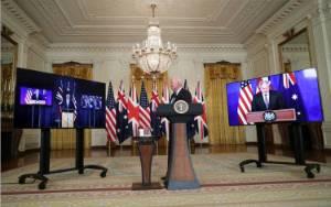 Amerika Beri Australia Teknologi Kapal Selam Nuklir untuk Imbangi China