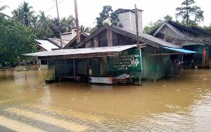 Barito Timur Siaga Darurat Banjir 14 Hari