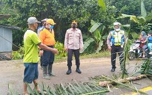 BPBD Damkar Barito Timur Ingatkan Ini ke Warga di Titik Rawan Banjir
