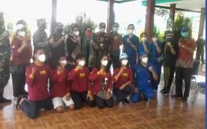 Bupati Katingan Apresiasi Tim Rumah Sakit Adven Bandung dan ARC Bantu Pengobatan Korban Banjir