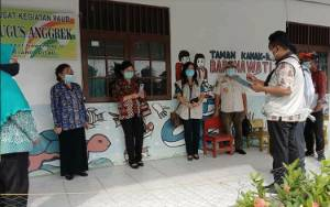 207 Sekolah di Pulang Pisau Lakukan Uji Coba Pembelajaran Tatap Muka Terbatas