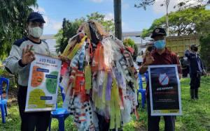 Peringati WCD, Pemko Palangka Raya Gelar Aksi Pungut Sampah dan Pilah Sampah dari Rumah
