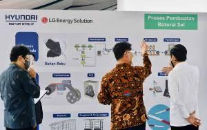 Pabrik Baterai Listrik Serap 1.100 Tenaga Kerja Langsung