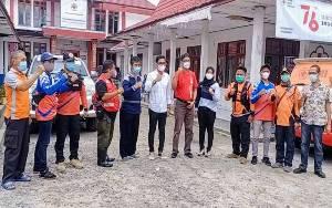 PMI Kerahkan Tim Bantu Korban Banjir Kotim dan Katingan