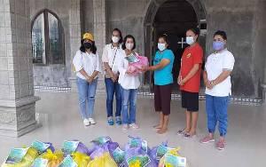 PWKI Kabupaten Gunung Mas Salurkan Bantuan untuk Warga Terdampak Banjir