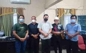 Legislator ini Janji Tindaklanjuti Laporan Warga Dusun Sulu Bakung