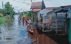 Masyarakat di Lokasi Rawan Banjir Diharapkan Mendukung Jika Ada Kebijakan Relokasi