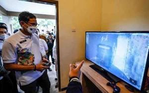 Menparekraf Aktif Kampanyekan Industri Gim Lokal