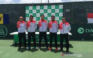 Indonesia Kalah dari Barbados 1-3 di Davis Cup 2021