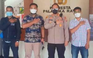 BEM Nusantara Gandeng Polresta Palangka Raya Gelar Vaksinasi Massal