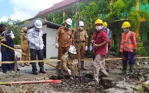 SMP Negeri 1 Sampit Bersyukur, Pembangunan Musala Terwujud