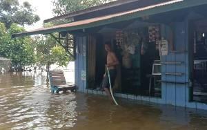 Sejumlah Desa Terdampak Banjir di Katingan Masih Butuhkan Bantuan
