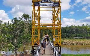 Masyarakat Desa Rantau Sawang Harapkan Bantuan Pengembangan Lahan 400 Hektare