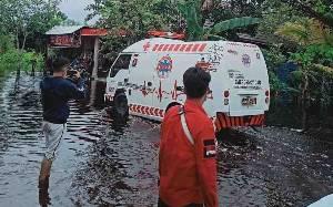 Cegah Korban Jiwa Akibat Banjir, Dewan Ingatkan Masyarakat Selalu Waspada