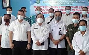 BUMDes di Kapuas Dilatih Keterampilan Manajemen